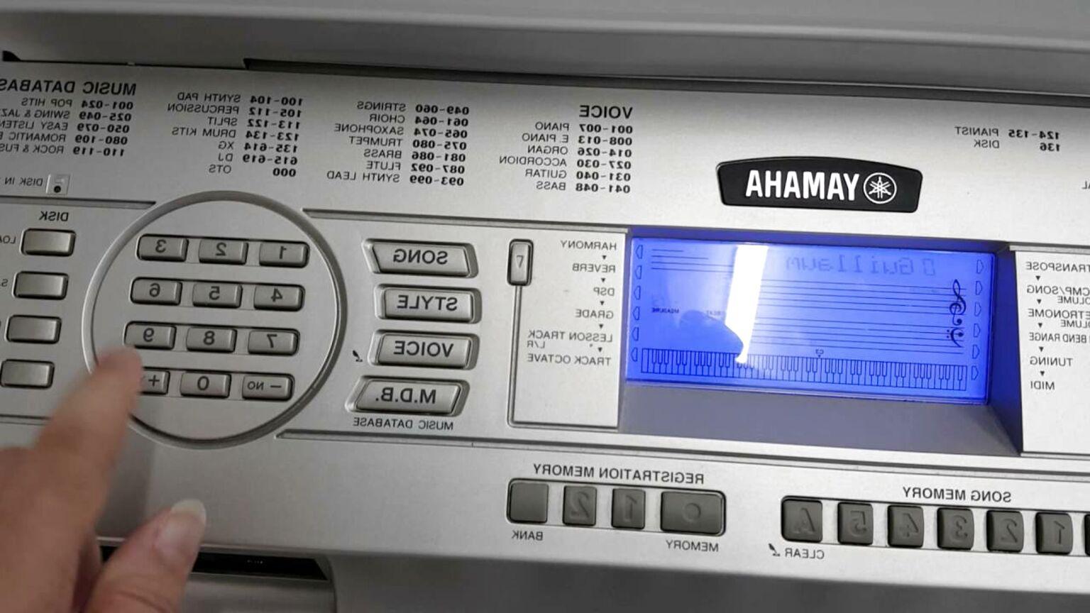 yamaha dgx 500 for sale