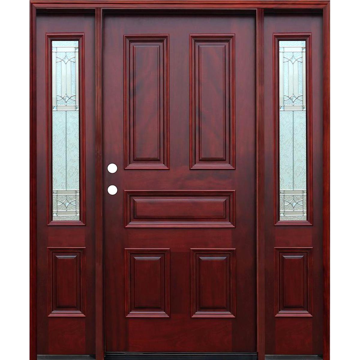 mahogany door for sale