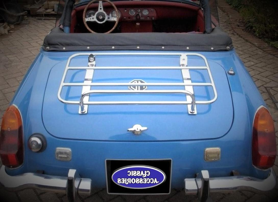 MGB Classic 1960s style luggage rack