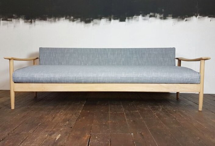 mid century sofa bed for sale