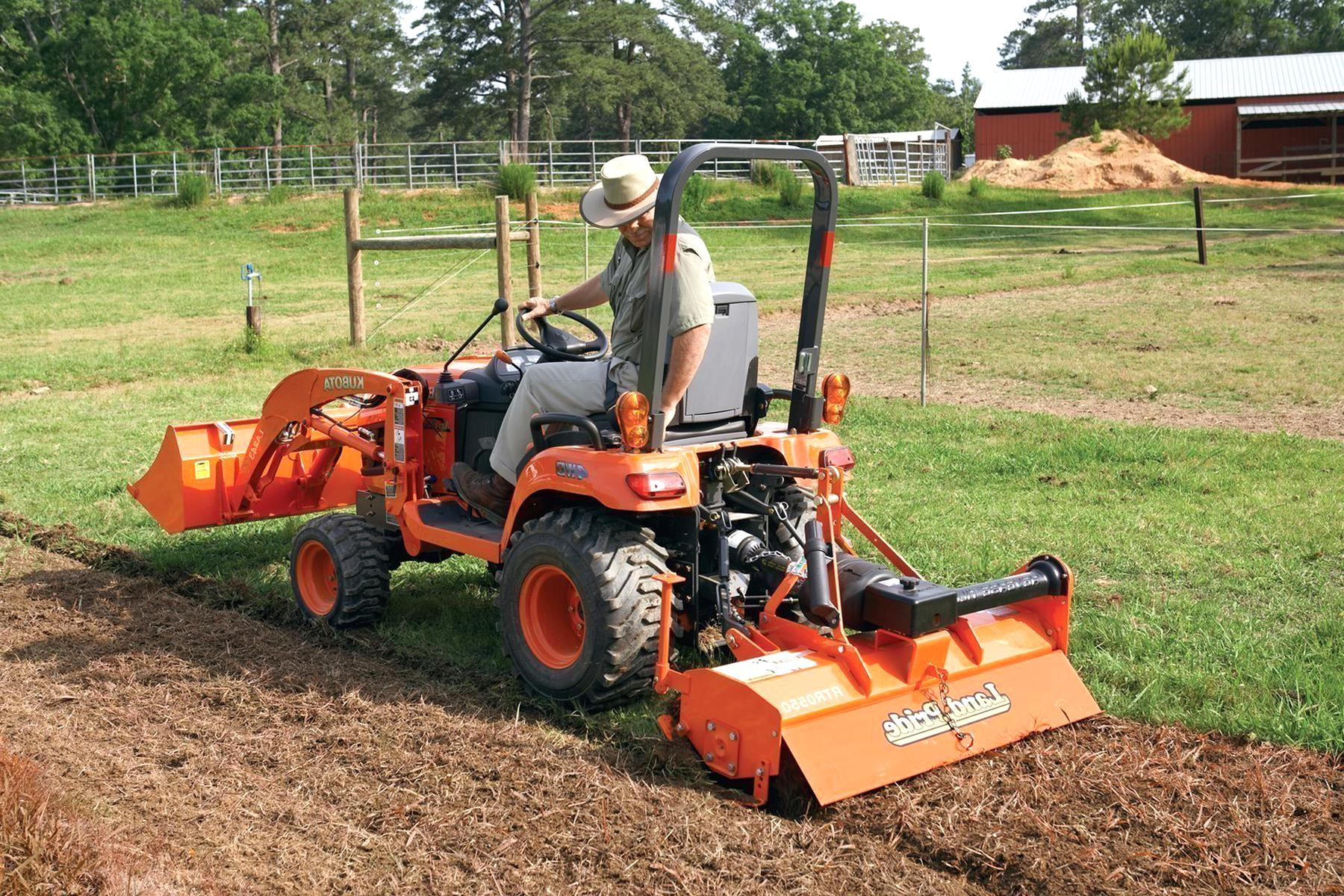 roto tiller tractor for sale