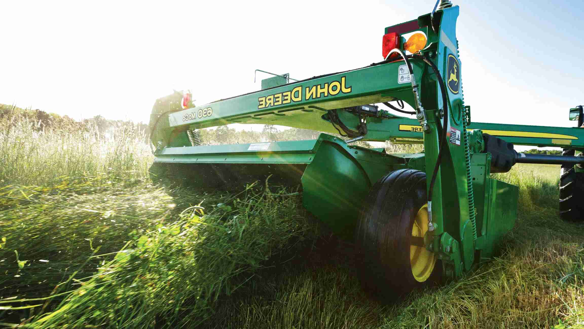 mower conditioner for sale
