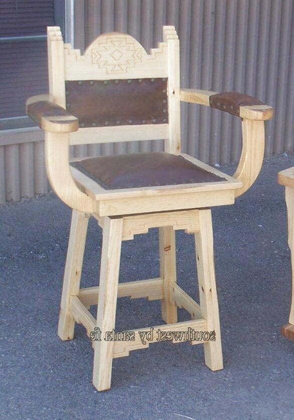 oak swivel bar stools for sale