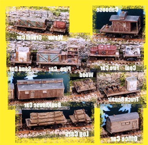 n scale logging for sale