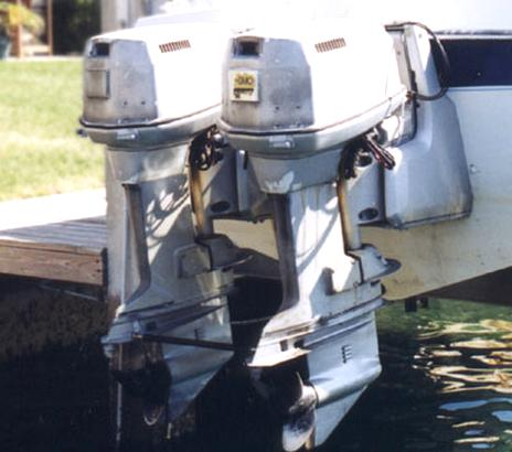 omc outboard motor for sale