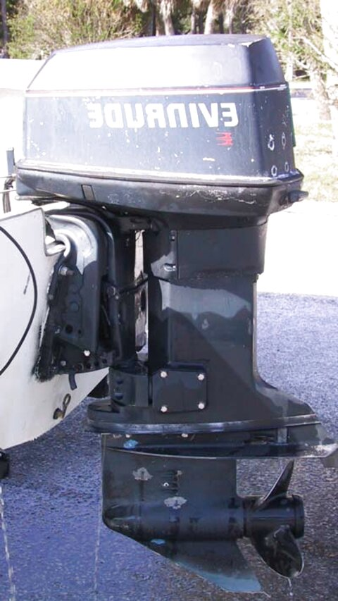 90 hp evinrude outboard for sale