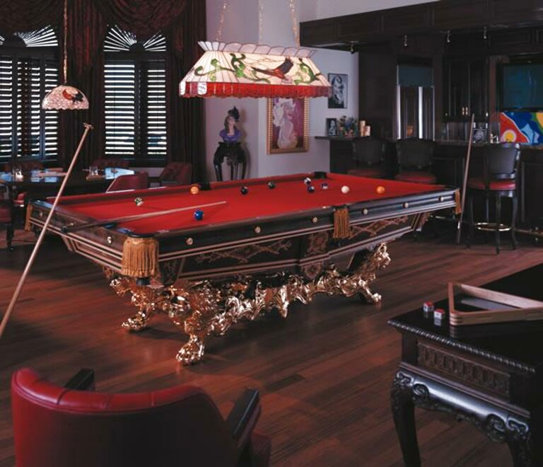 outdoor pool table for sale