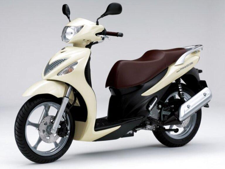 Suzuki UX Sixteen 125 - 2009 km 9.500 - Moto e Scooter In