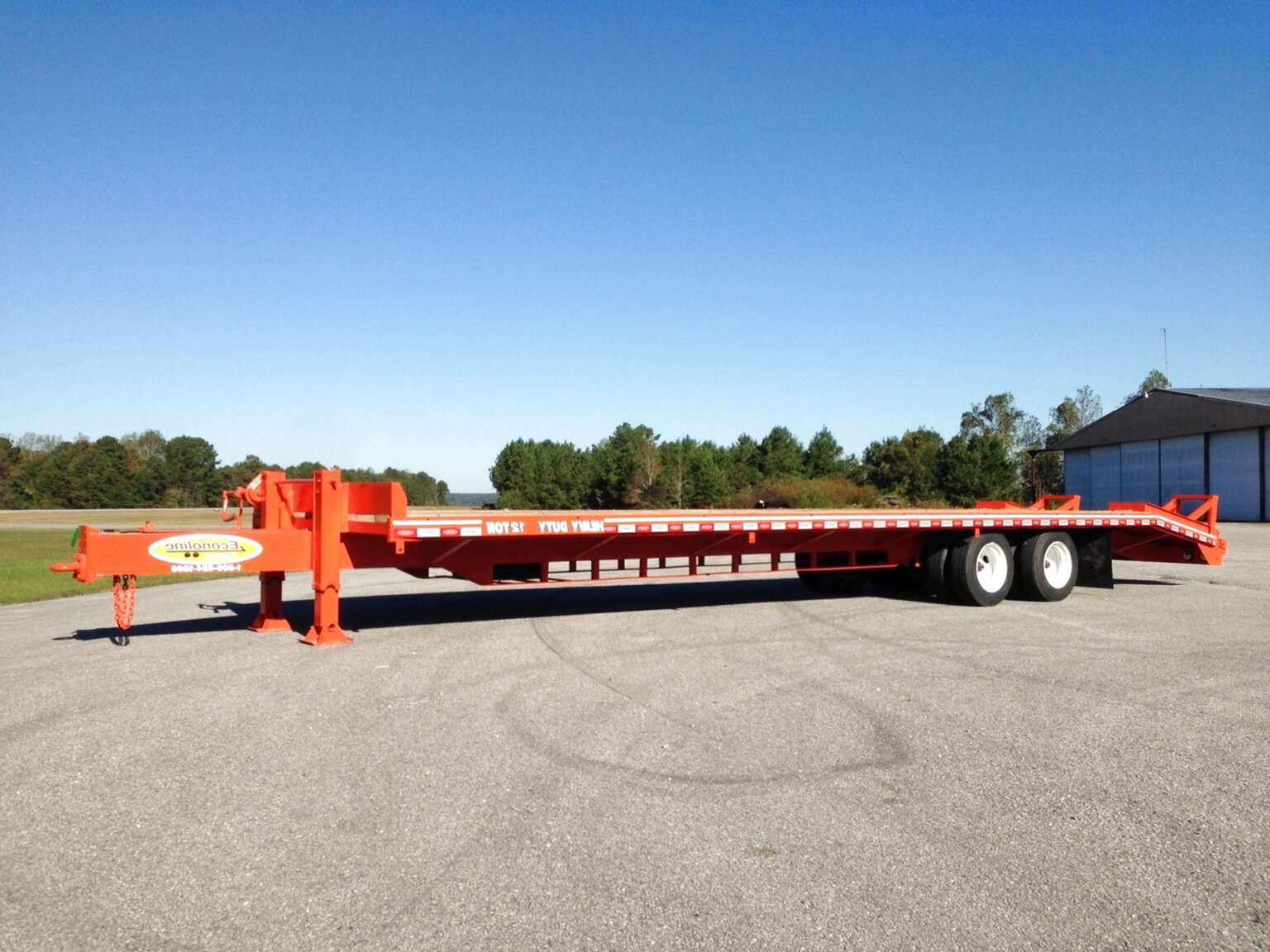12 ton trailer for sale