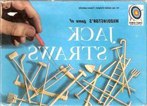jack straws for sale