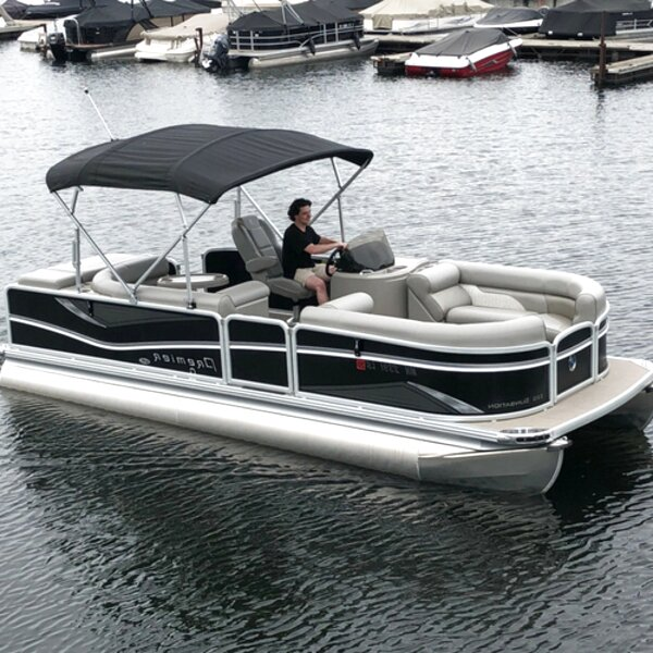 Pontoon Boat For Sale Compared To Craigslist Only 2 Left At 70