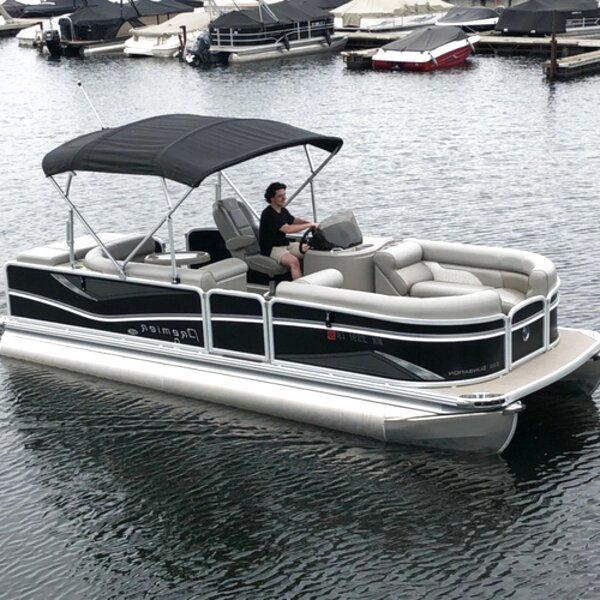 Pontoon Boat For Sale Only 2 Left At 75