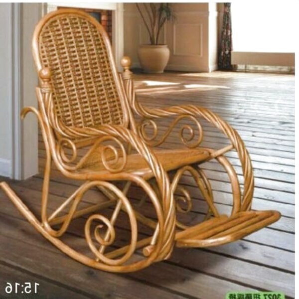 cane rocking chair for sale