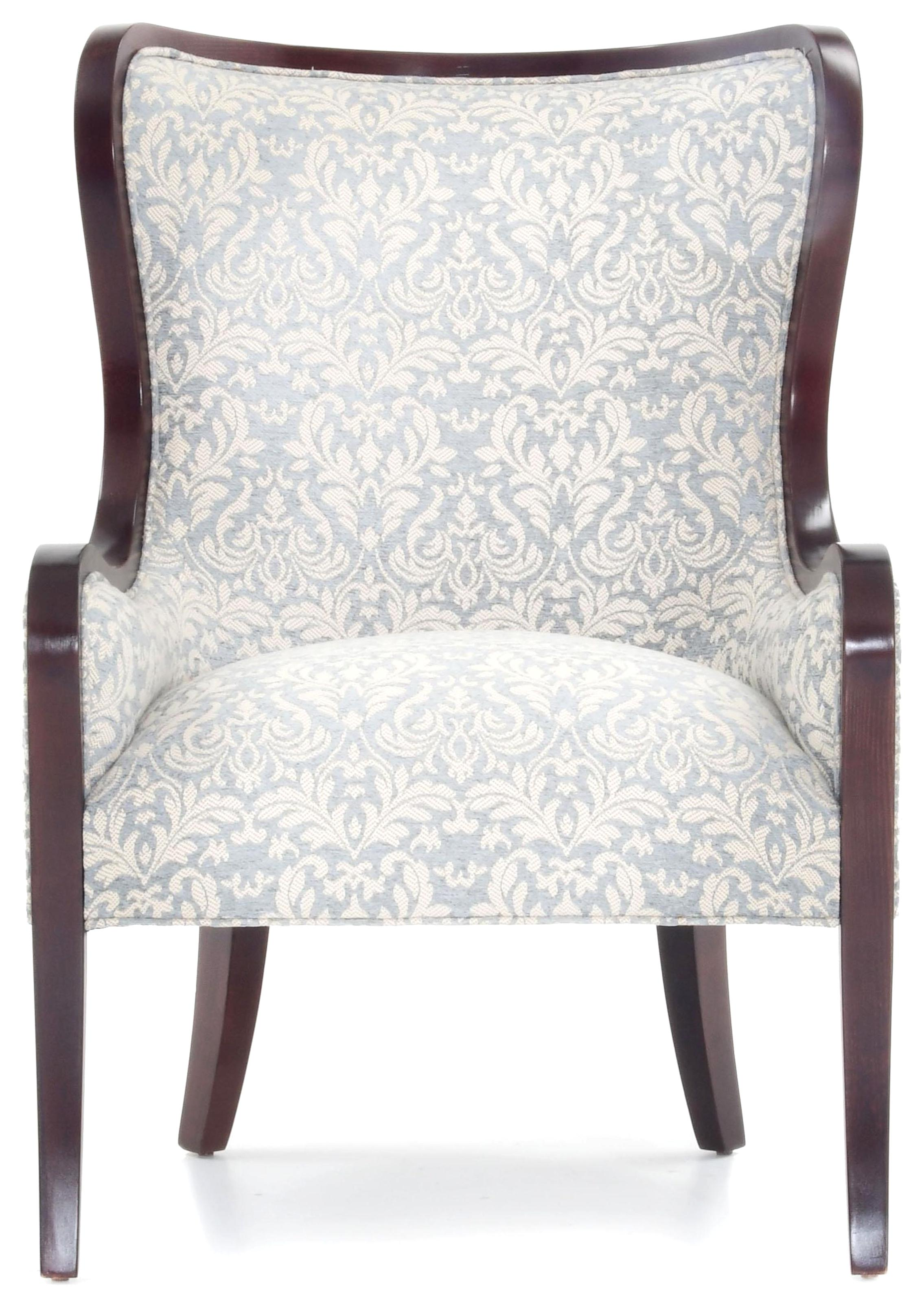 wing chair upholstered for sale