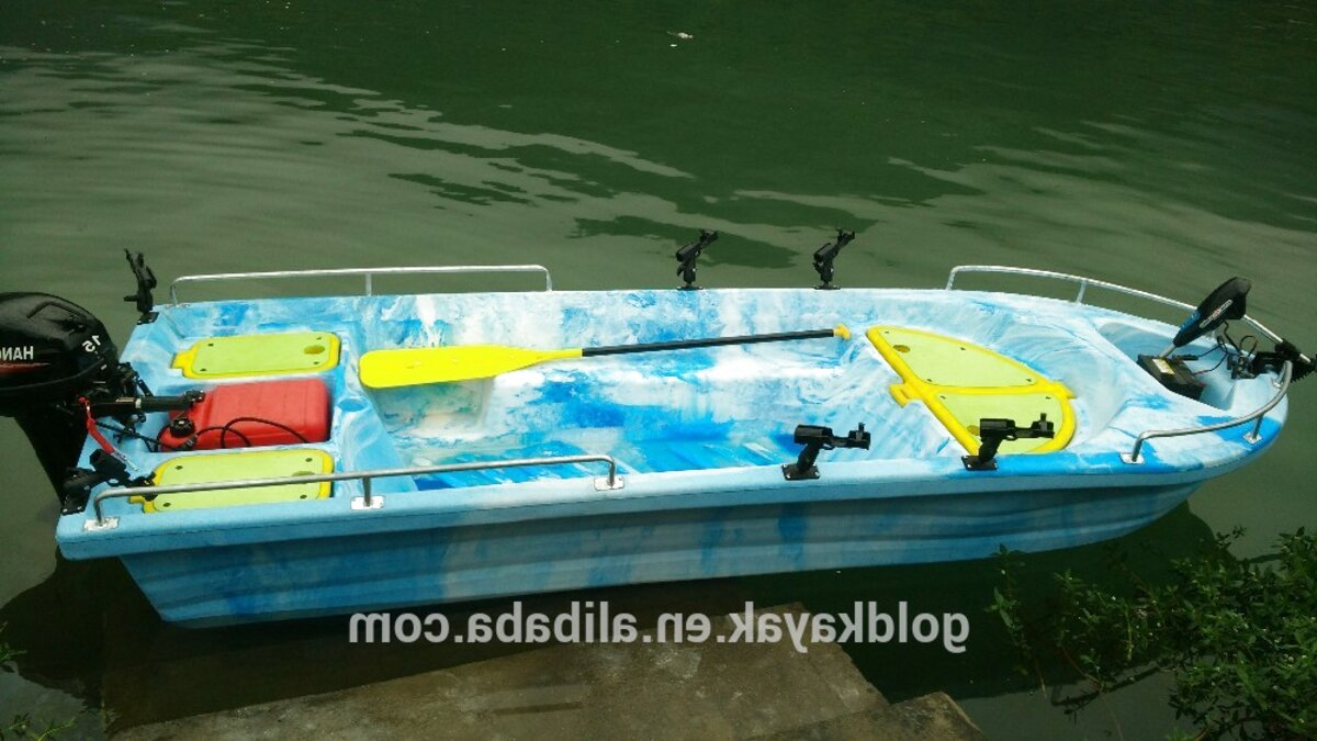 Plastic Fishing Boats For Sale Only 4 Left At 60