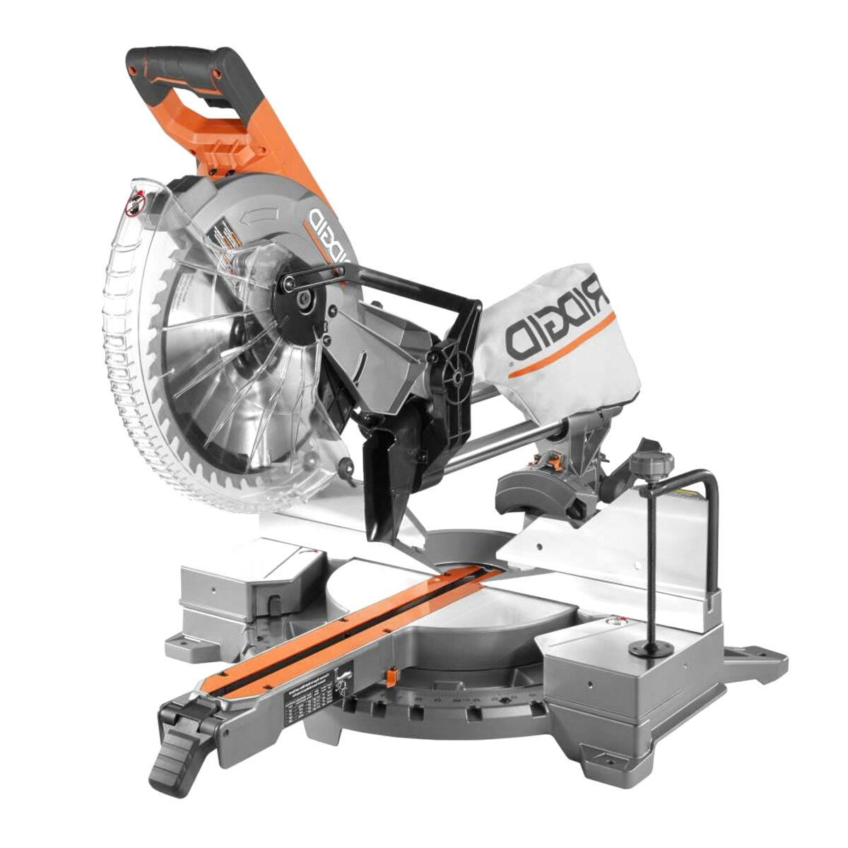 Ridgid 12 Sliding Miter Saw For Sale Only 2 Left At 65