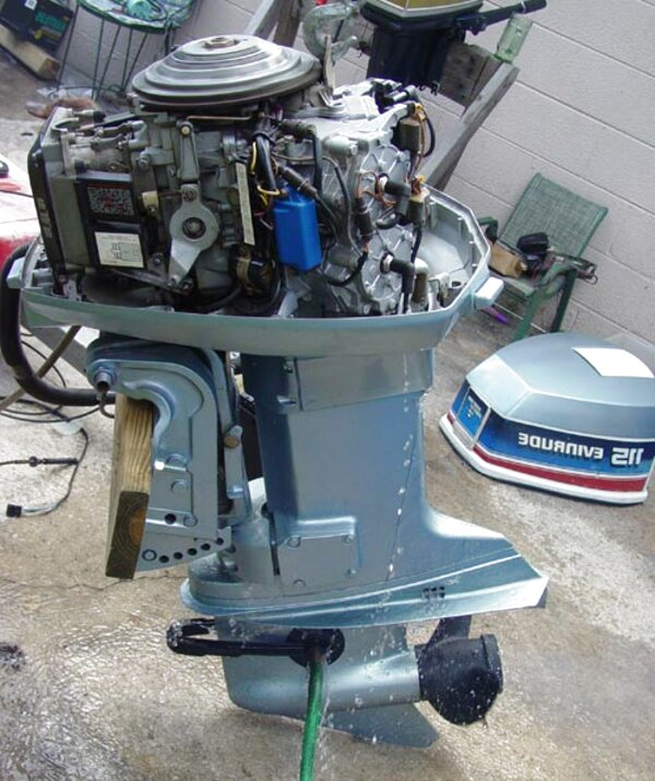 Johnson Evinrude Outboard Motors For Sale Only 2 Left At 75