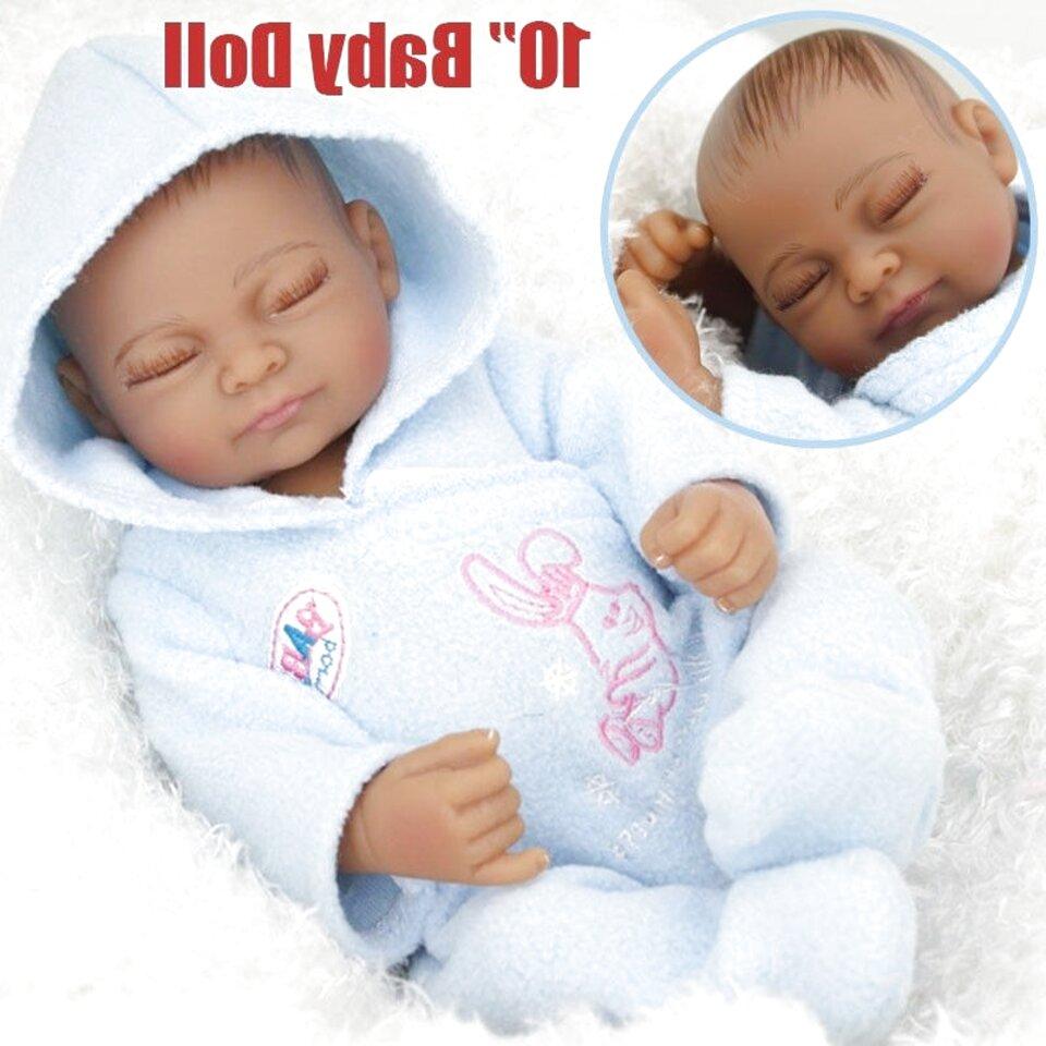 black reborn baby dolls for sale