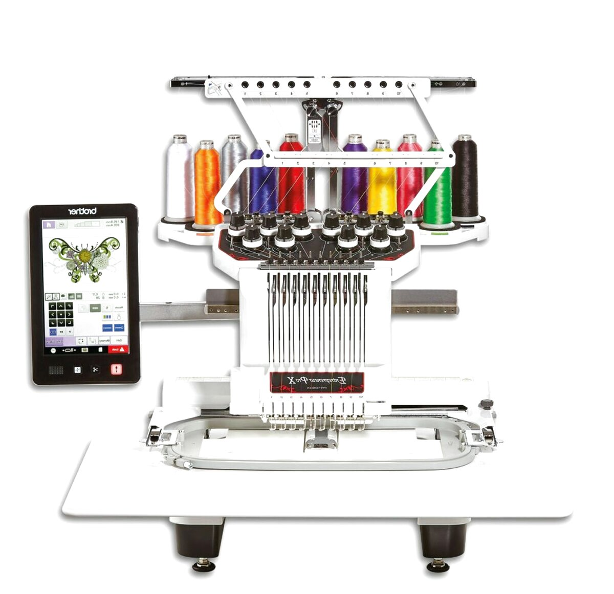 brother industrial embroidery machine for sale