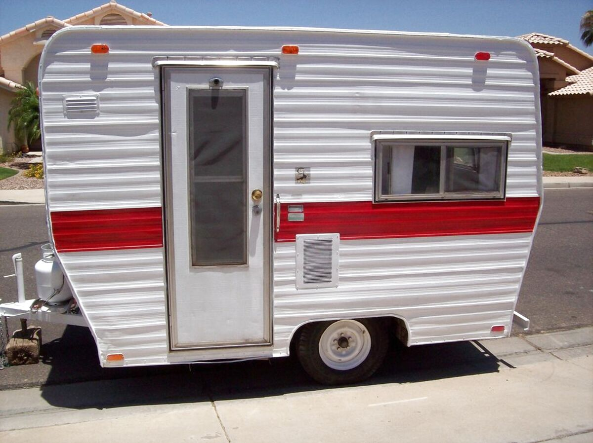 canned ham trailer for sale