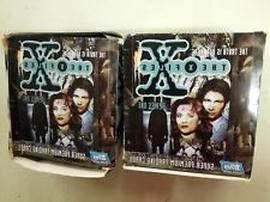 x files trading cards for sale