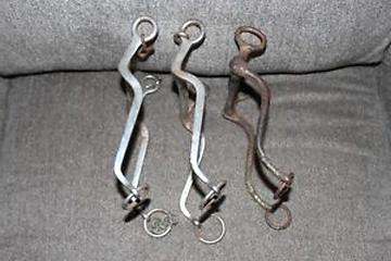 antique bridle bits for sale