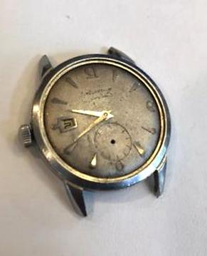 Antique Wittnauer Watch For Only
