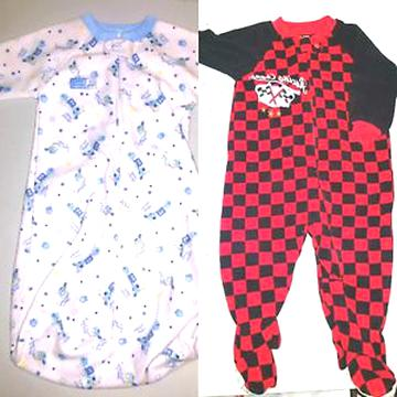 baby boy sleepers lot 12 month for sale
