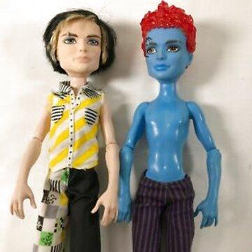 boy monster high dolls for sale