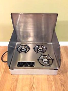 camper stove for sale