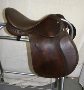collegiate saddle english for sale