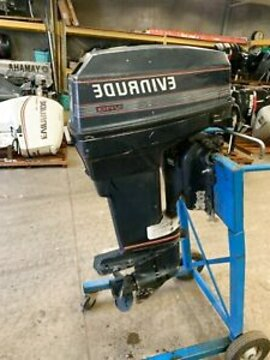 evinrude 40 hp for sale