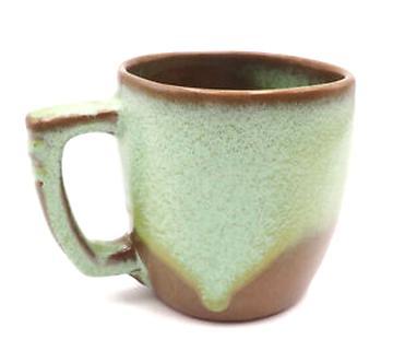 frankoma mug prairie green for sale