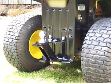 garden tractor hitch for sale