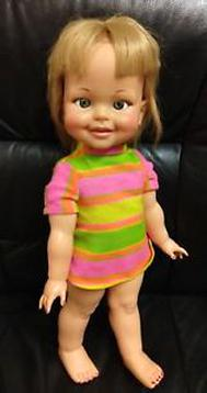 ideal giggles doll for sale