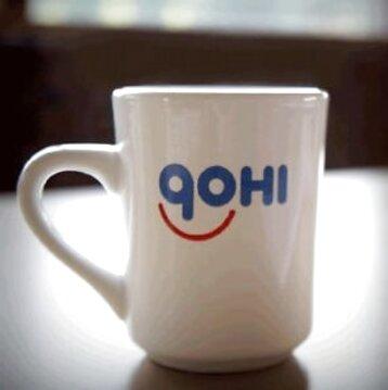 Ruslin IHOP White Ceramic Mugs Coffee Mug Or Tea Mug