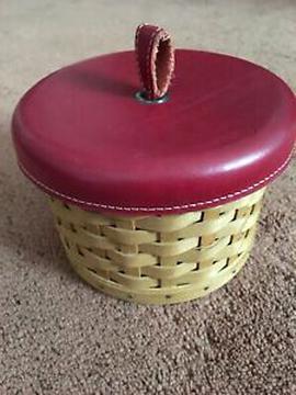 longaberger mothers day basket 2004 for sale