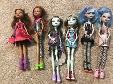 monster high doll lot for sale