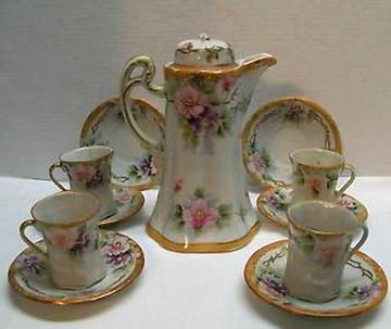 nippon tea set for sale