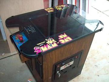 pacman table for sale