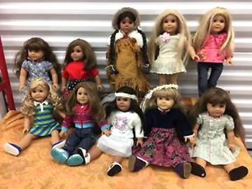 pleasant company dolls for sale