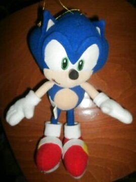 Sonic X Plush For Sale Only 4 Left At 65