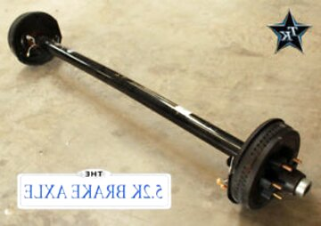 utility trailer axles for sale