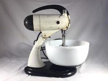 vintage sunbeam mixer bowl for sale