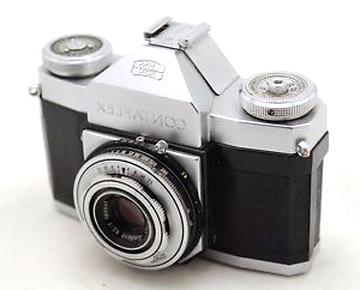Zeiss Ikon Contaflex for sale | Only 2 left at -60%