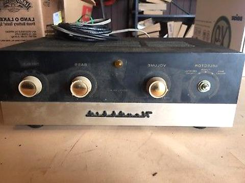 heathkit amplifier for sale