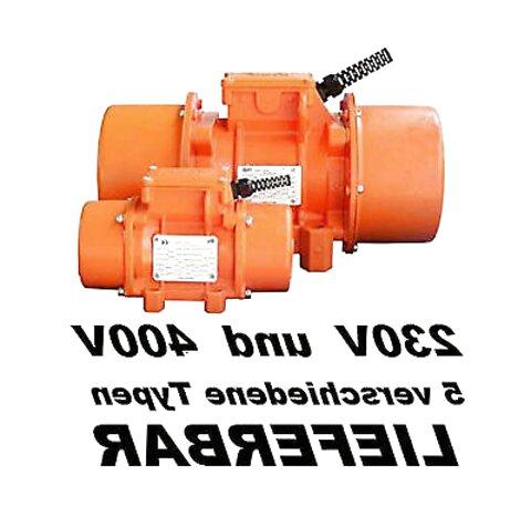 motori elettrici vibranti usato