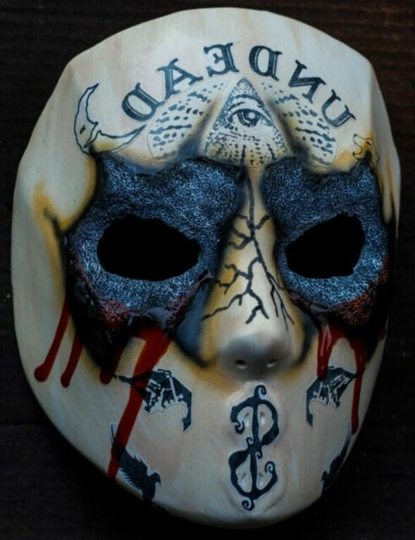 hollywood undead mask for sale