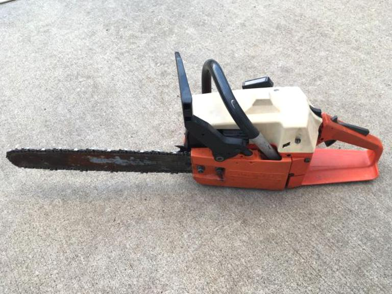 husqvarna 50 chainsaw for sale