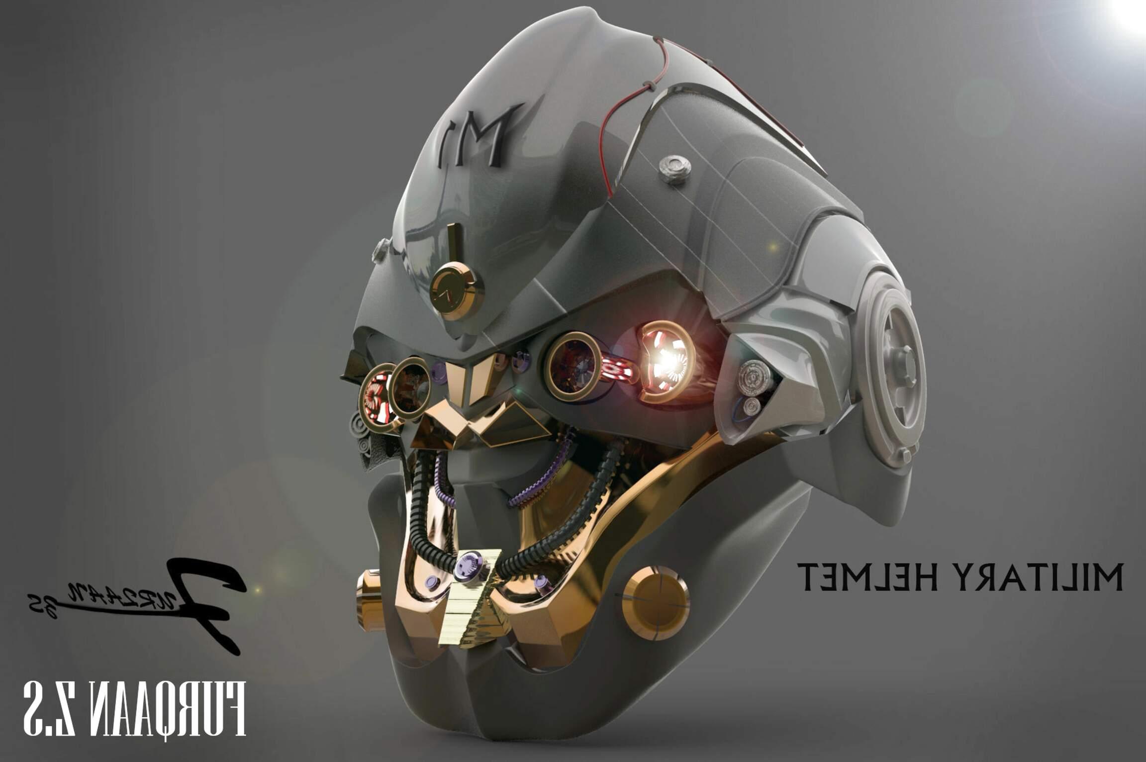 robot helmet for sale